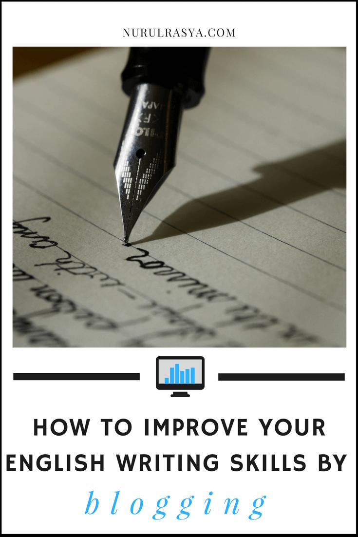 improve english blogging
