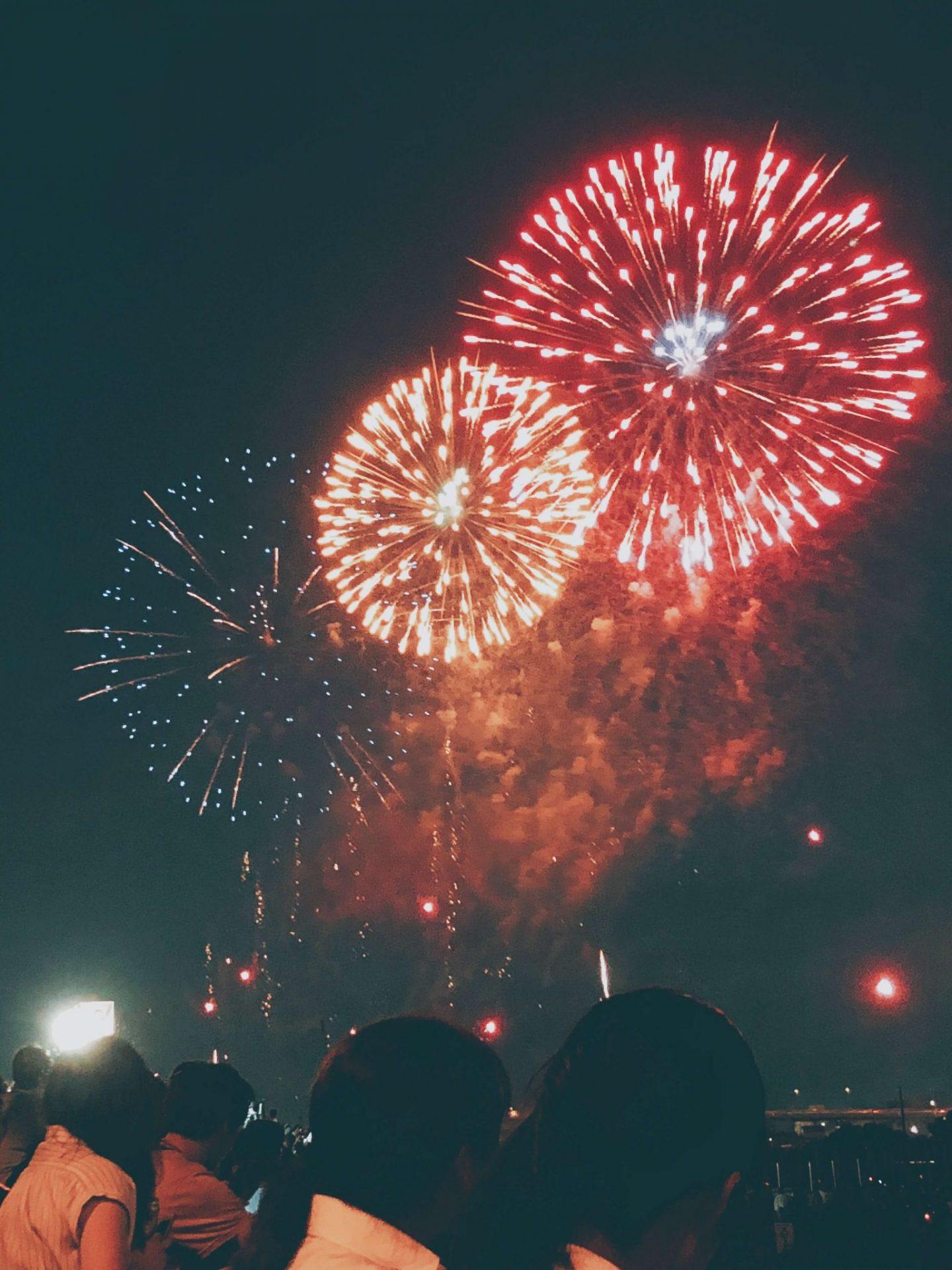 2018 Adachi Fireworks Festival