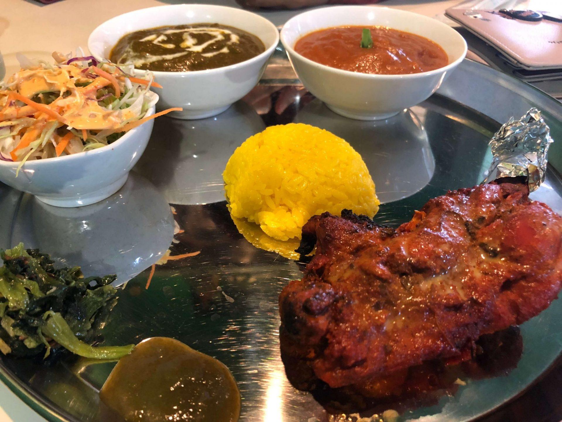 saino curry set