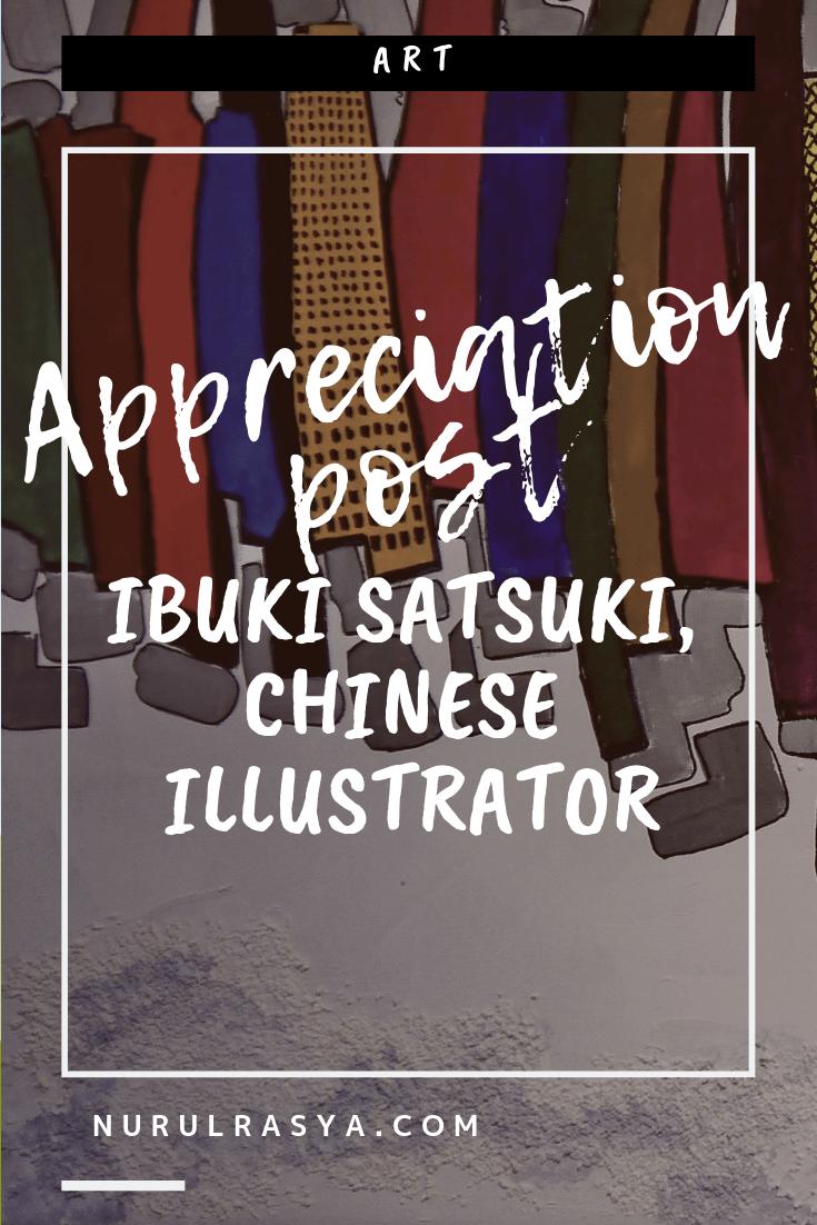 Ibuki Satsuki's arts; Appreciation Post   Ibuki Satsuki