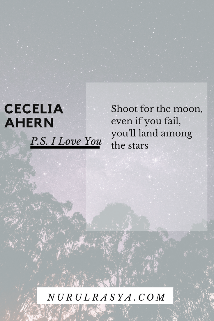 Cecelia Ahern - P.S I Love You