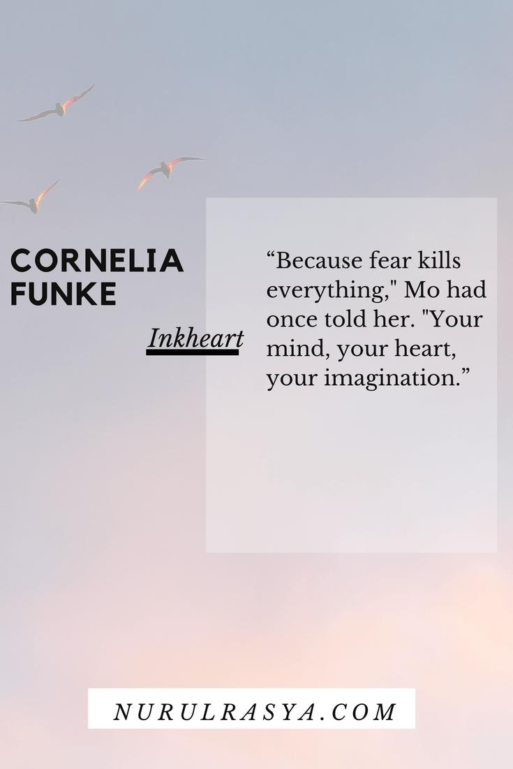 Cornelia Funke = Inkheart