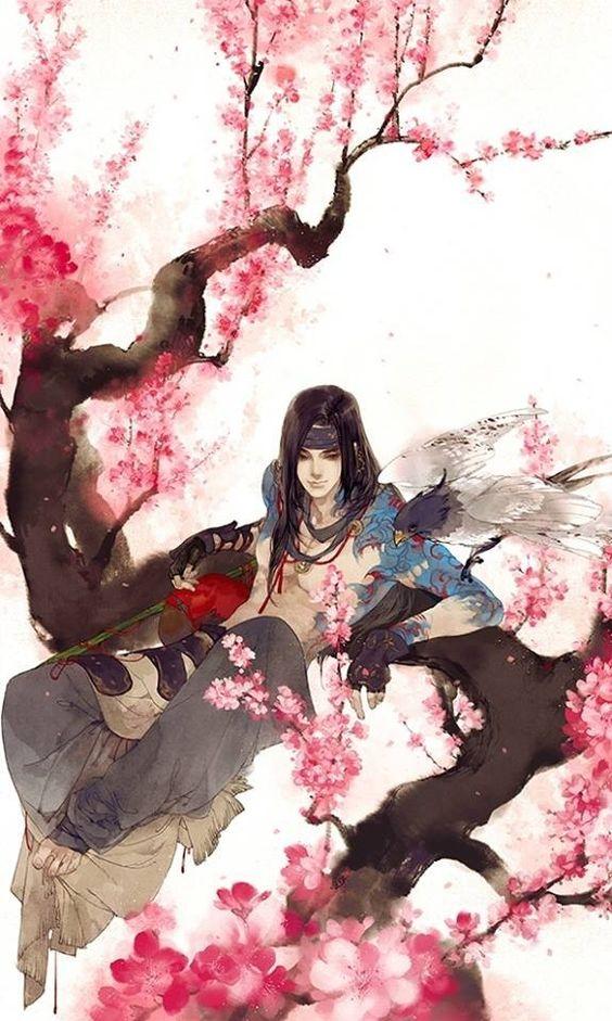 Ibuki Satsuki's arts