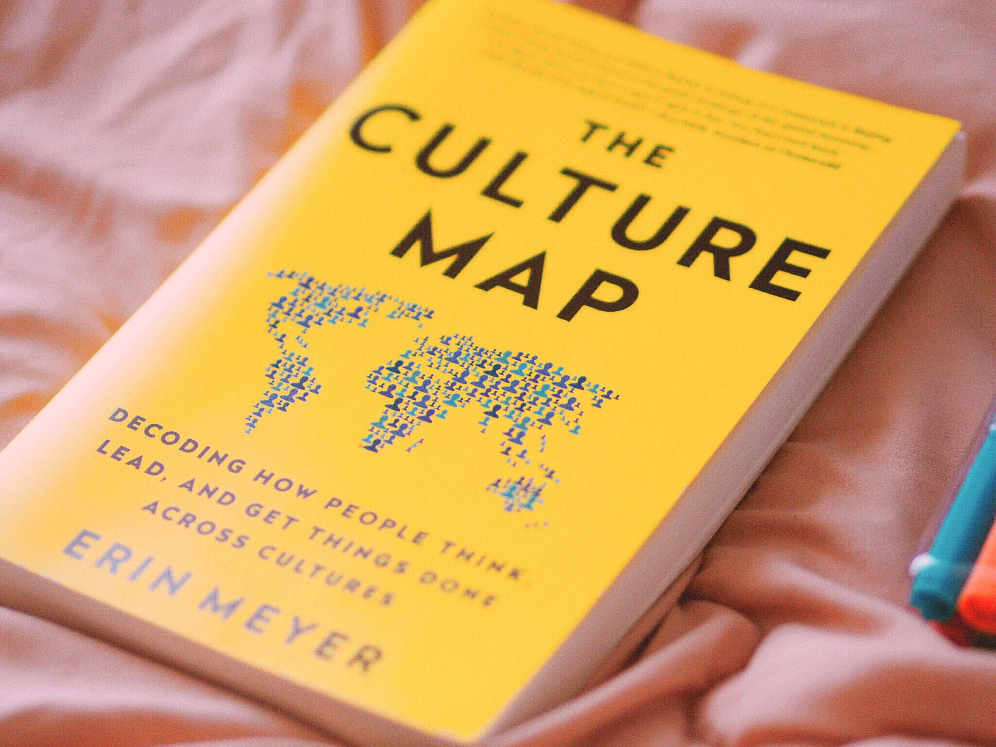 The Culture Map by Erin Meyer photo