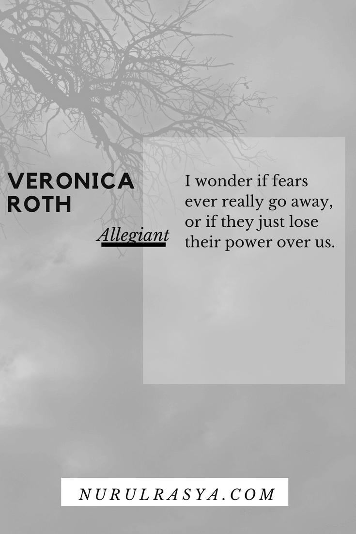 Veronica Roåth - Allegiant