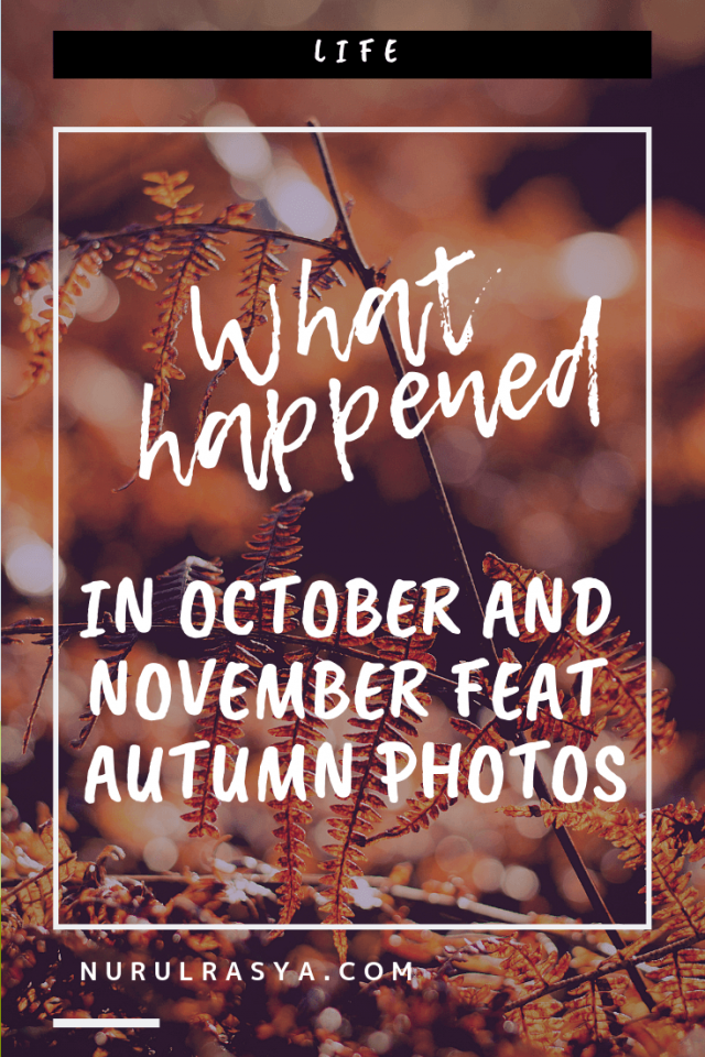 What Happened In October And Autumn Feat Autumn Photos