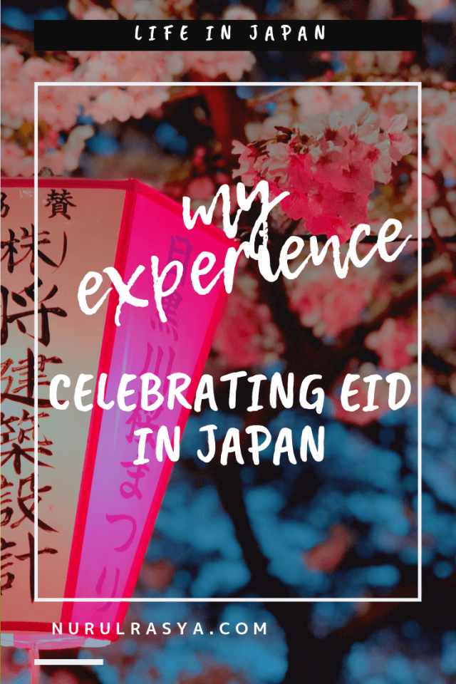 My Experience Celebrating Eid In Japan