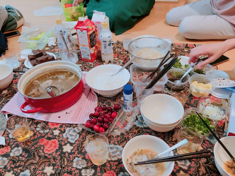 my experience celebrating Eid in Japan