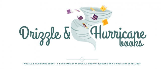 book bloggers; Drizzle and Hurricane