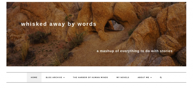 book bloggers; Whisked away by words