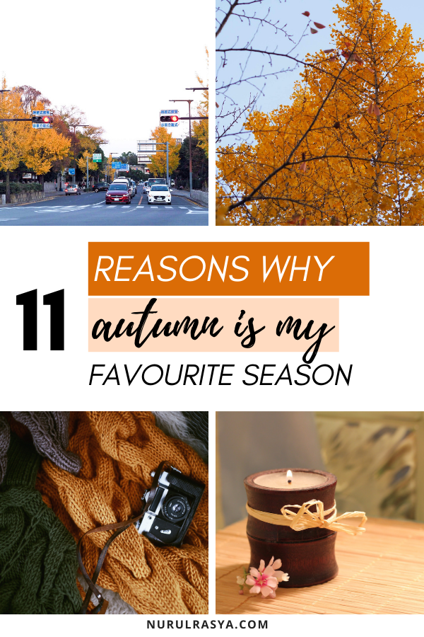 11 Reasons Why Autumn Is My Favourite Season