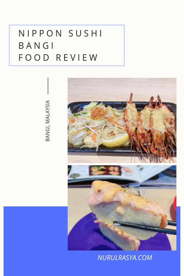 Nippon Sushi Bangi