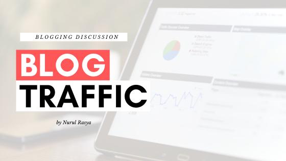 Blog Traffic vs Comments; Blog Traffic
