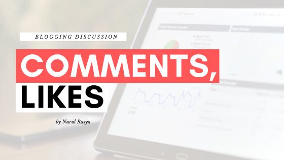 Blog Traffic vs Comments; Comments