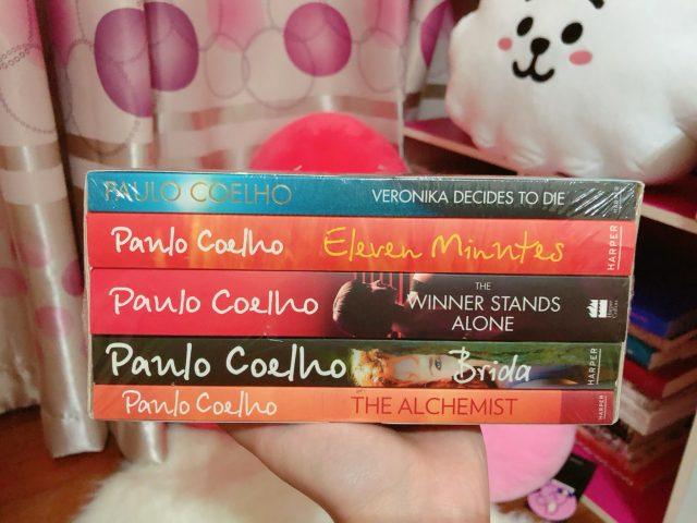 Paulo Coelho Box Set