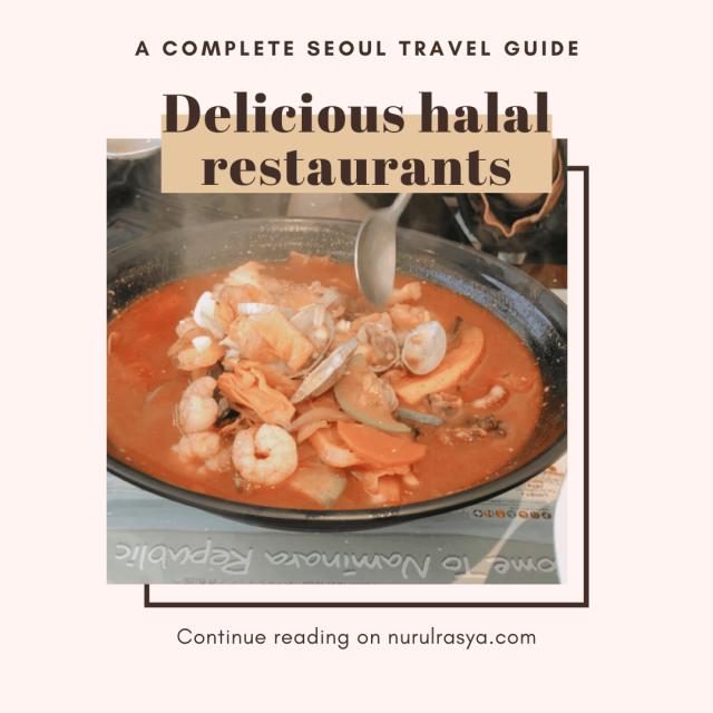 Delicious Halal Restaurants
