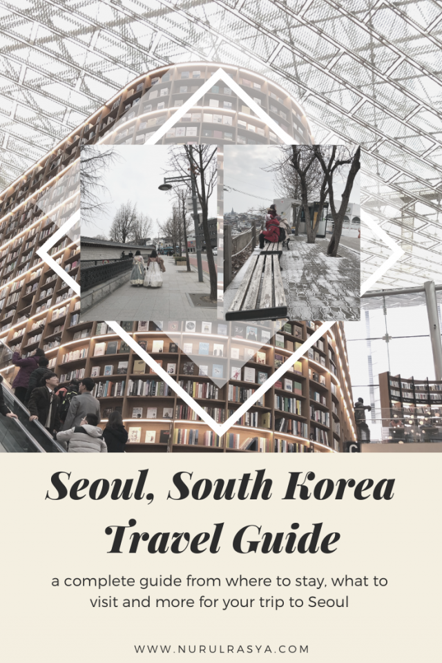 complete seoul travel guide