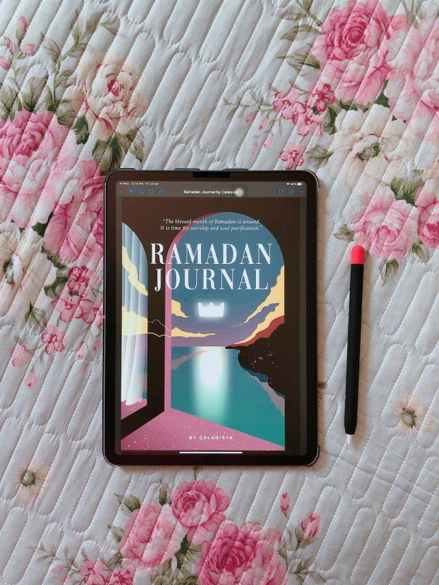 Ramadan Journal Calaqisya