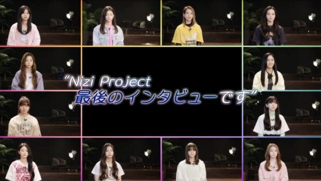 Nizi Project Last Interview