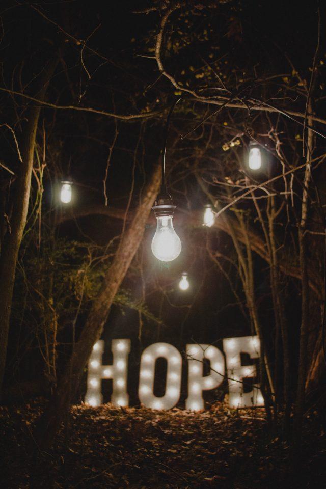 Hope; Silver Linings During Lockdown