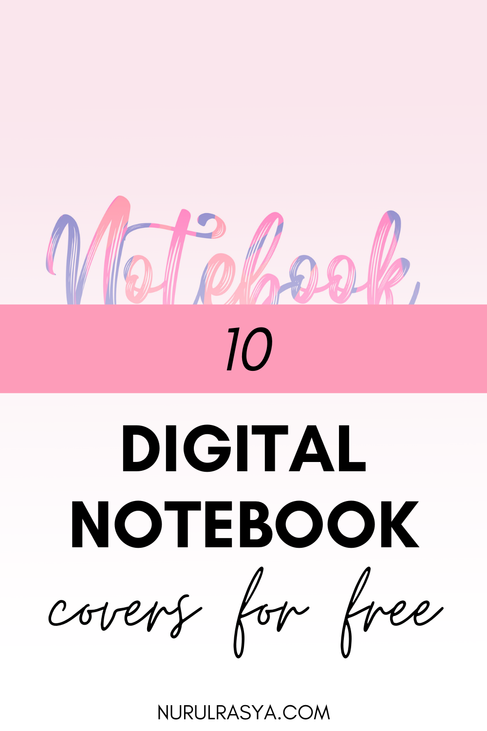 10-Free-Cute-Digital-Notebooks-For-Note-Taking