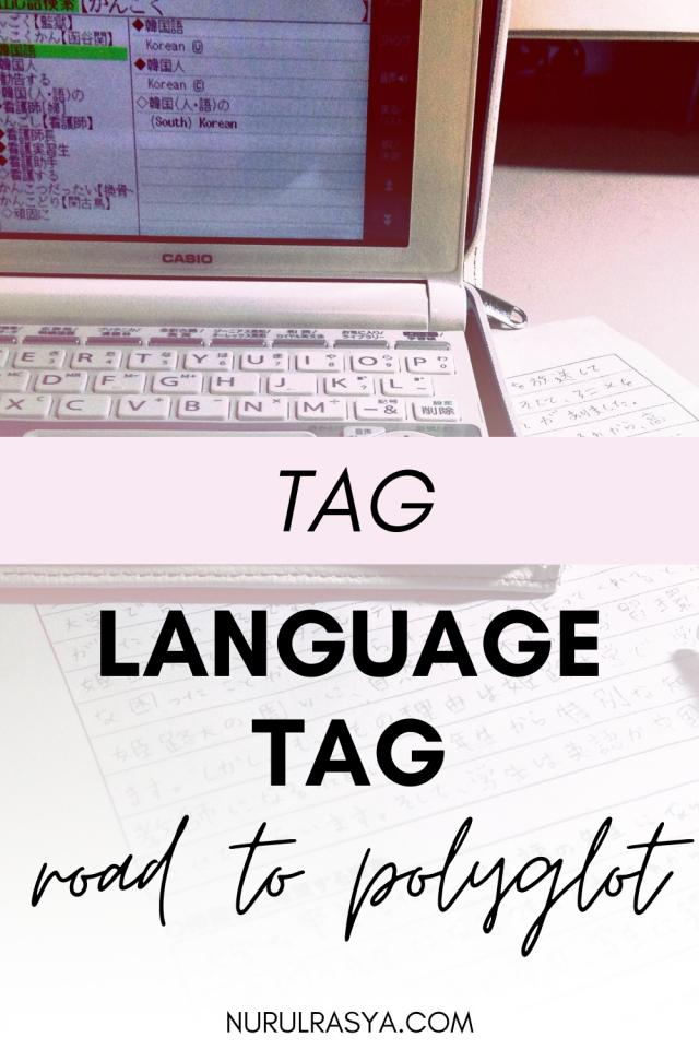 Language Tag Road To Polyglot