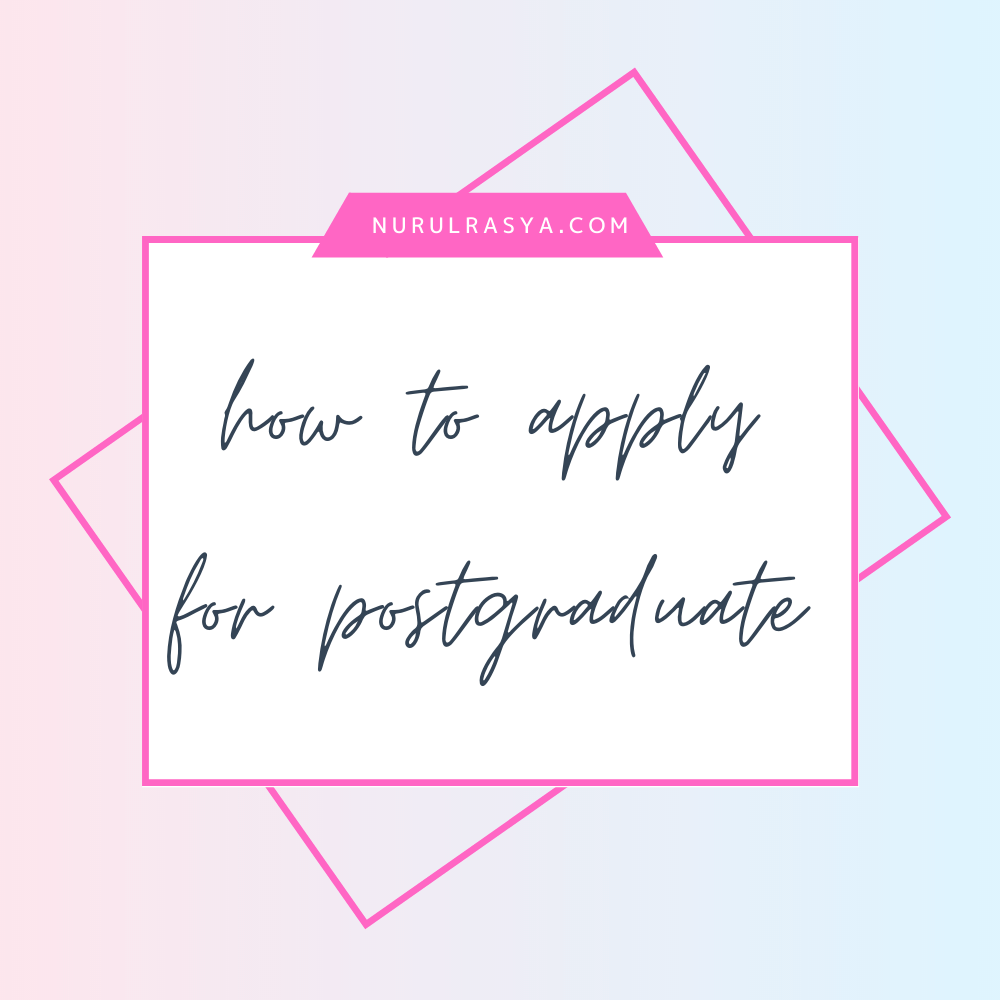 How To Apply For UITM Postgraduate Programmes