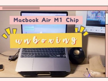 Macbook Air M1 Chip Unboxing
